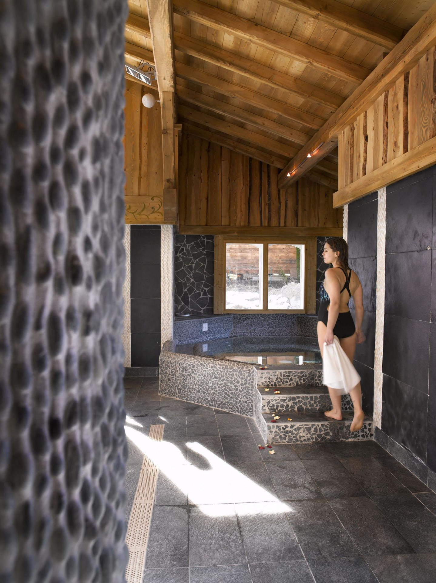 Les Houches Location Appartement Luxe Jacinthe Spa