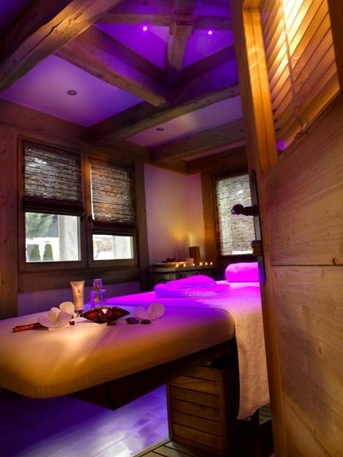 Les Houches Location Appartement Luxe Jais Massage