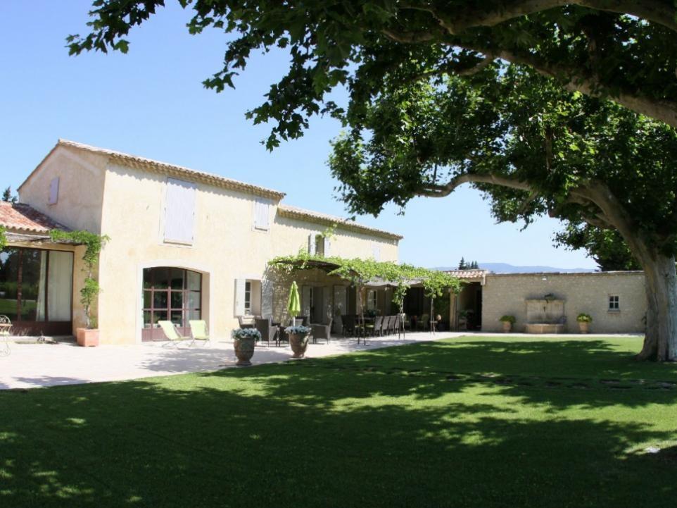 Luberon Luxury Rental Villa Limette Exterior 2