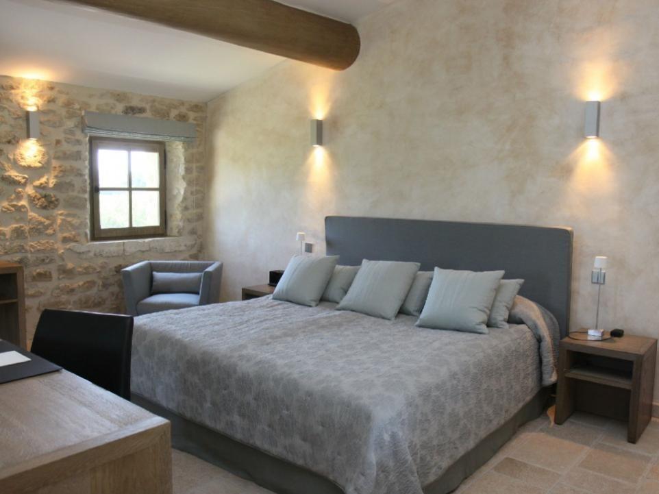 Luberon Luxury Rental Villa Lin Jaune Bedroom 4