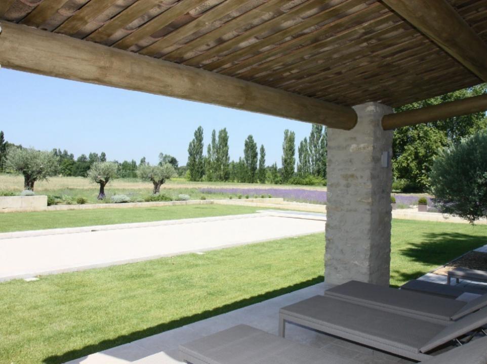 Luberon Luxury Rental Villa Lin Jaune Exterior