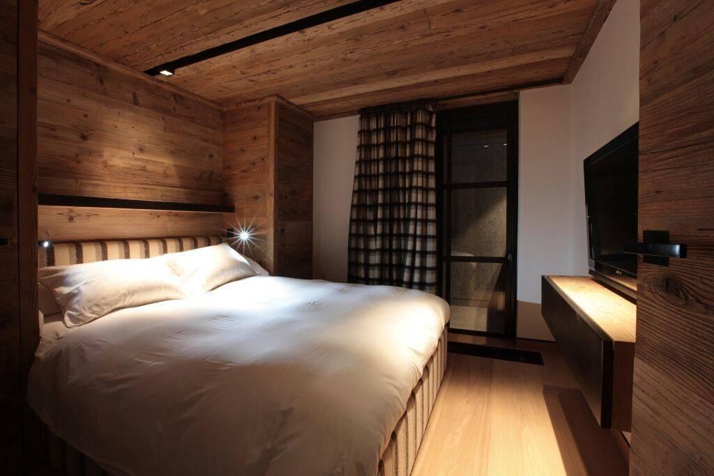 Megève Luxury Rental Chalet Cajuella Bedroom 3