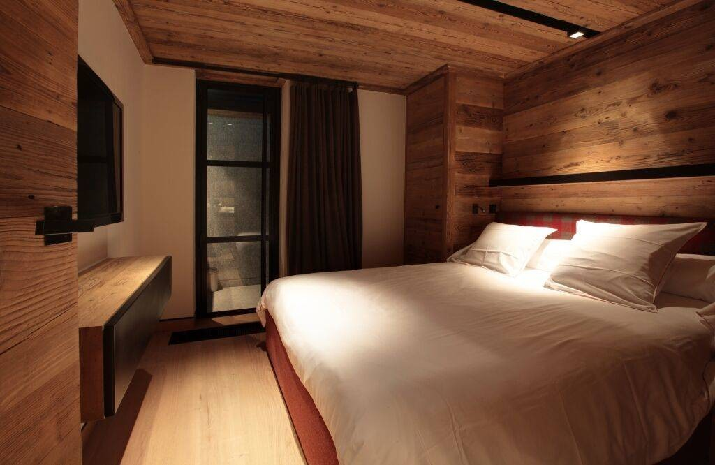 Megève Luxury Rental Chalet Cajuella Bedroom 5