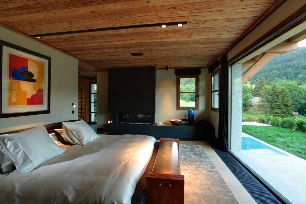 Megève Luxury Rental Chalet Cajuella Bedroom 6