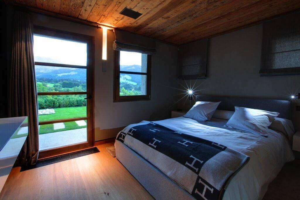 Megève Luxury Rental Chalet Cajuella Bedroom 7