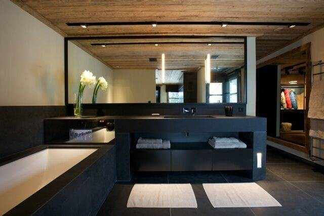Megève Luxury Rental Chalet Cajuella Bathroom 3
