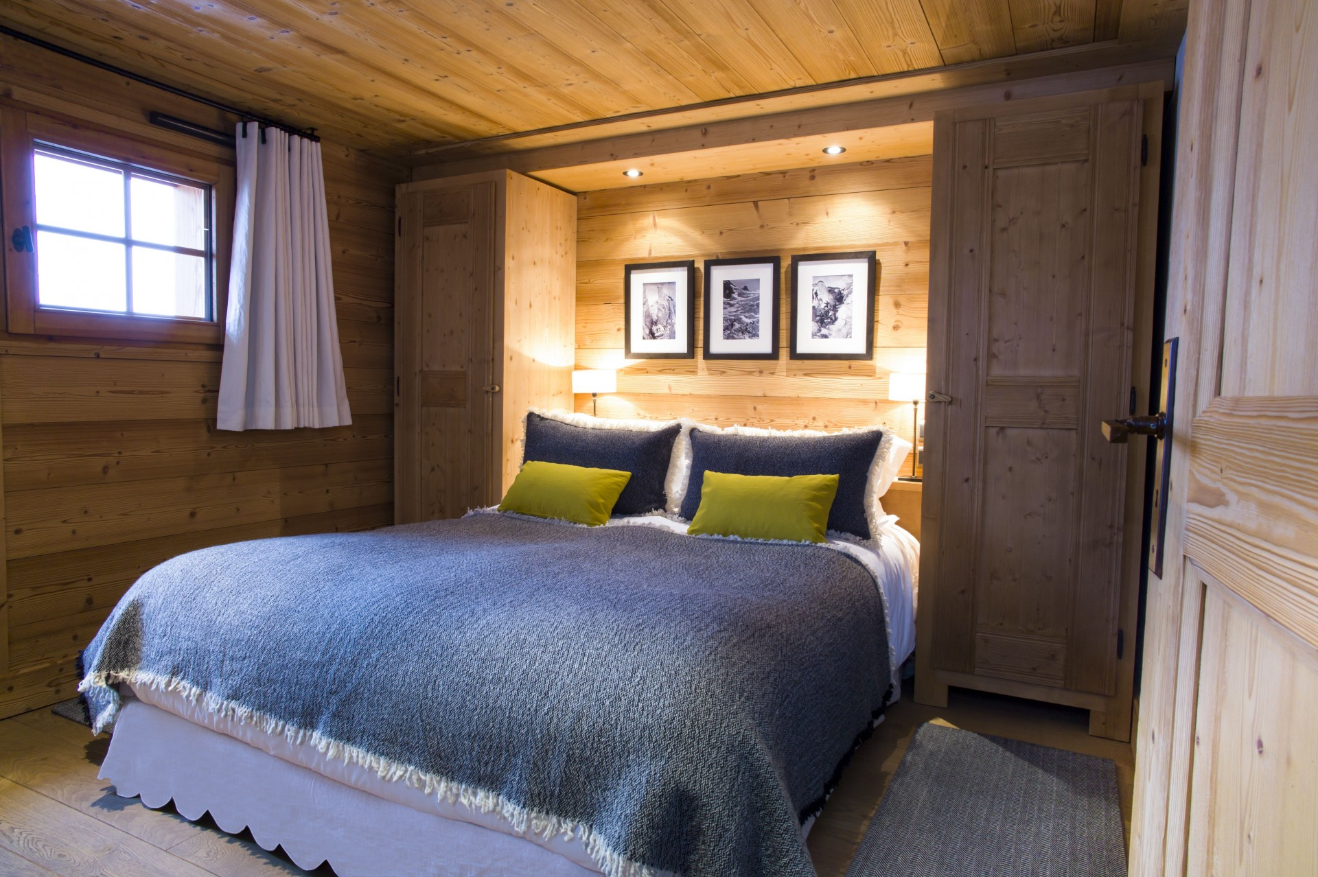 Megève Location Chalet Luxe Eye Of The World Chambre 1
