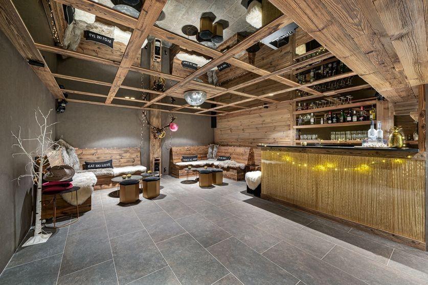 Megève Location Chalet Luxe Safiri Lounge