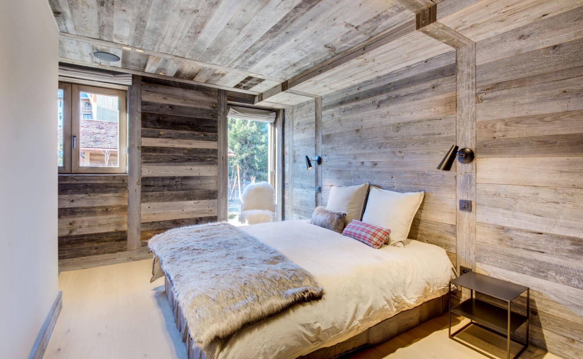 Megève Luxury Rental Chalet Taxo Bedroom 3