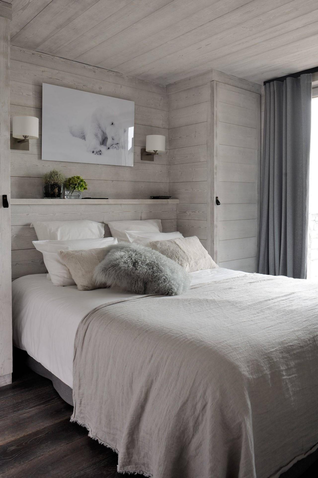 Megève Luxury Rental Chalet Taxone Bedroom 3