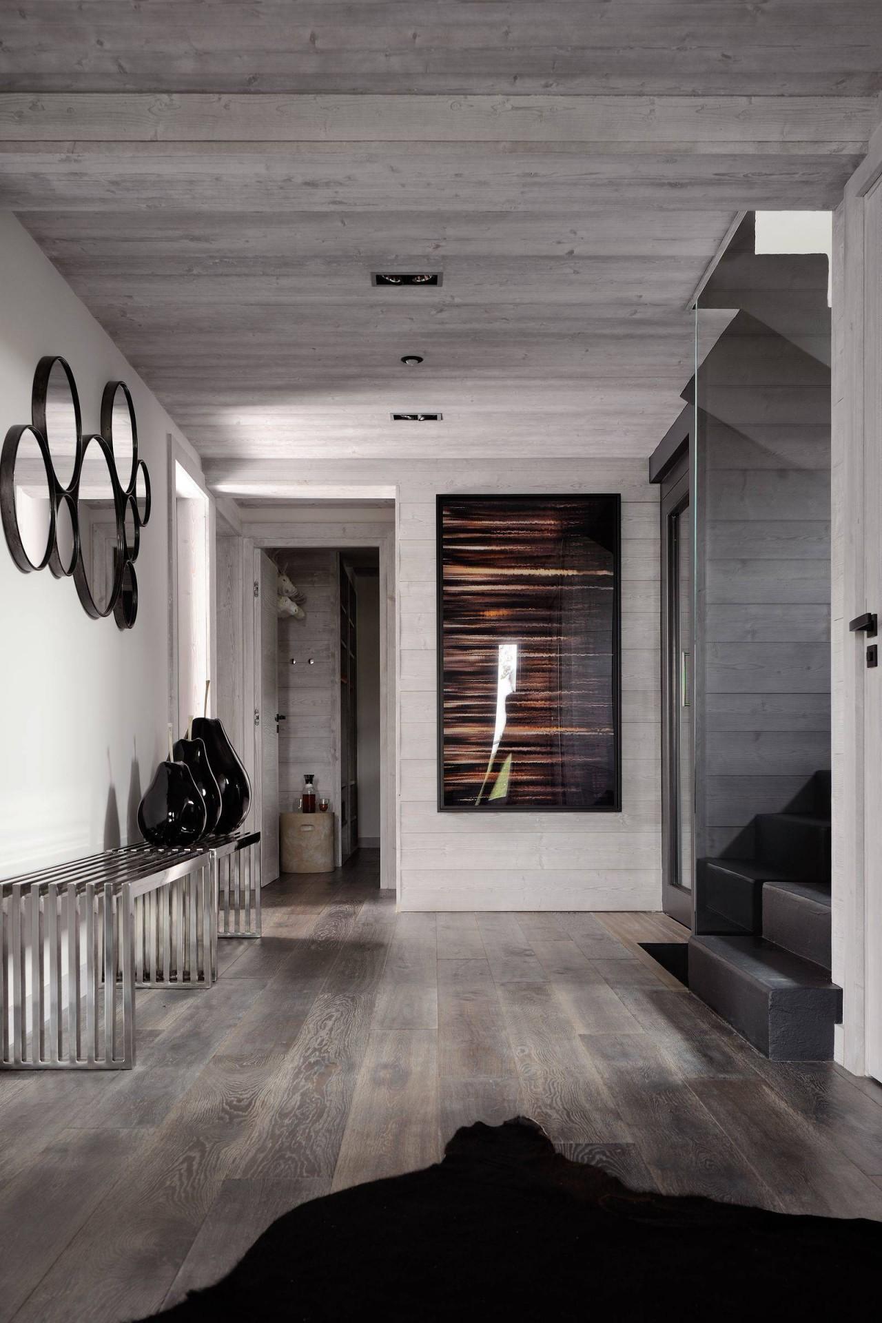 Megève Luxury Rental Chalet Taxone Living Area 5