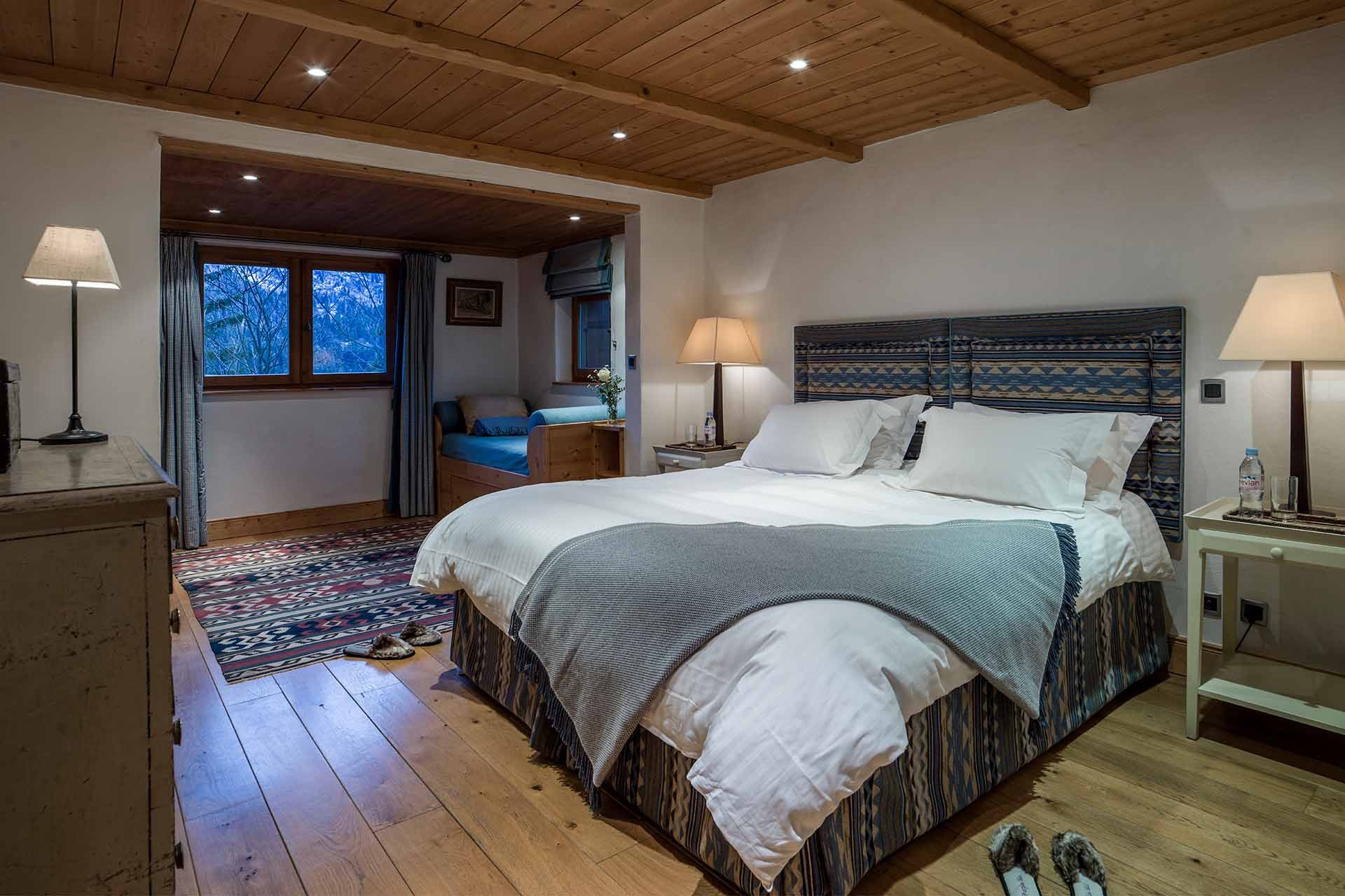 Méribel Location Chalet Luxe Ulamite Chambre 6