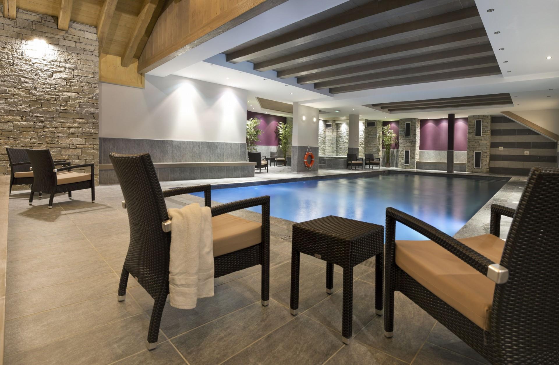 Montgenèvre Location Appartement Luxe Montana Jet Piscine