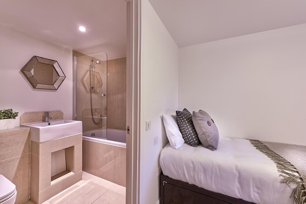 Morzine Location Appartement Luxe Merlinuta Chambre Ensuite