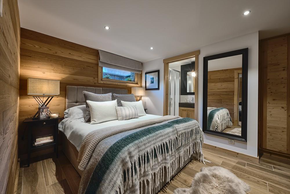 Morzine Location Appartement Luxe Merlio Chambre