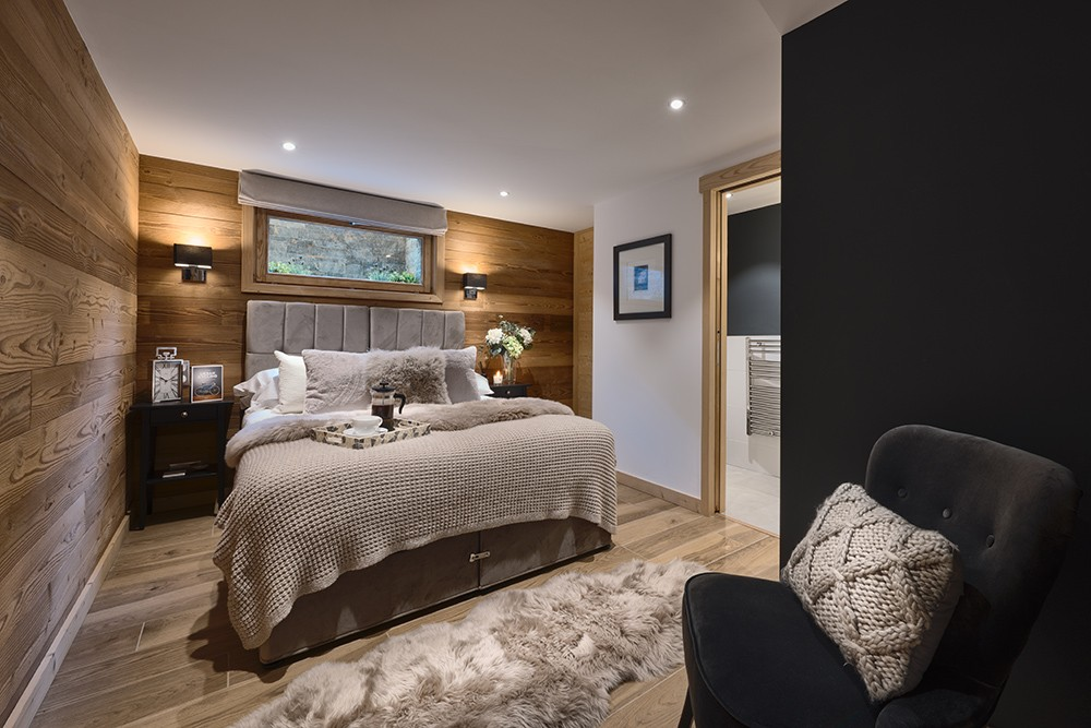 Morzine Location Appartement Luxe Merlio Chambre 3