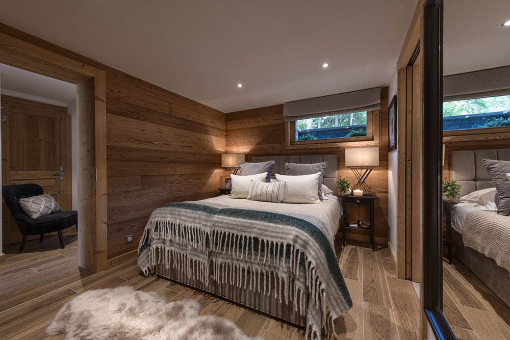 Morzine Location Appartement Luxe Merlio Chambre 4