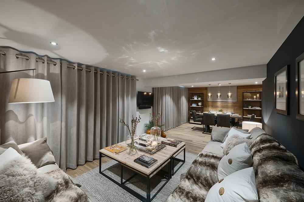Morzine Location Appartement Luxe Merlio Séjour 3