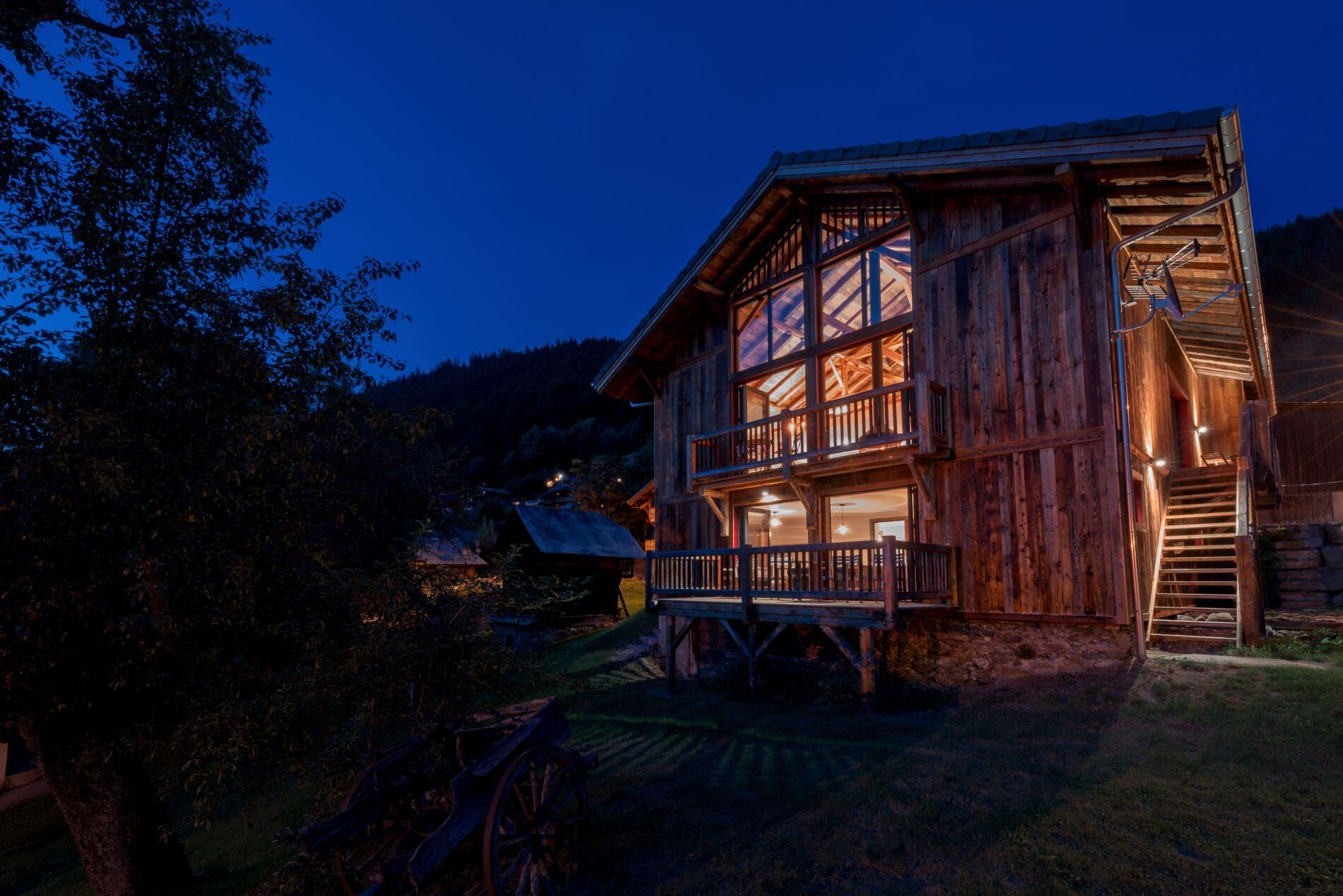 Morzine Location Appartement Luxe Morzilute Chalet 2