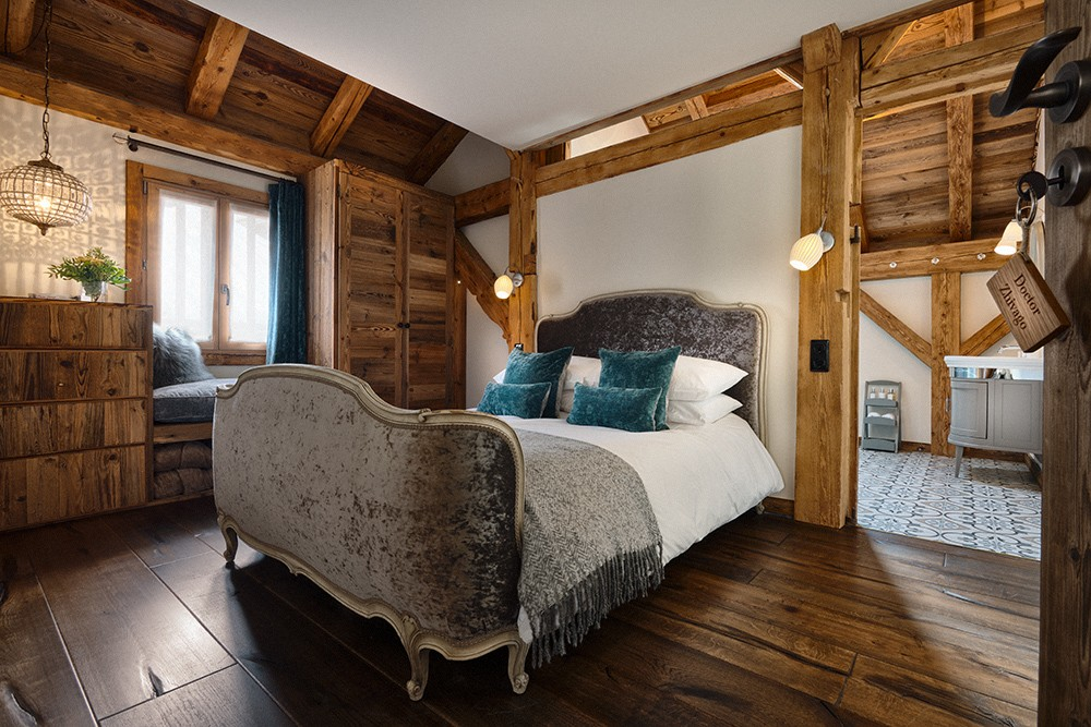 Morzine Location Chalet Luxe Morzinite Chambre 4