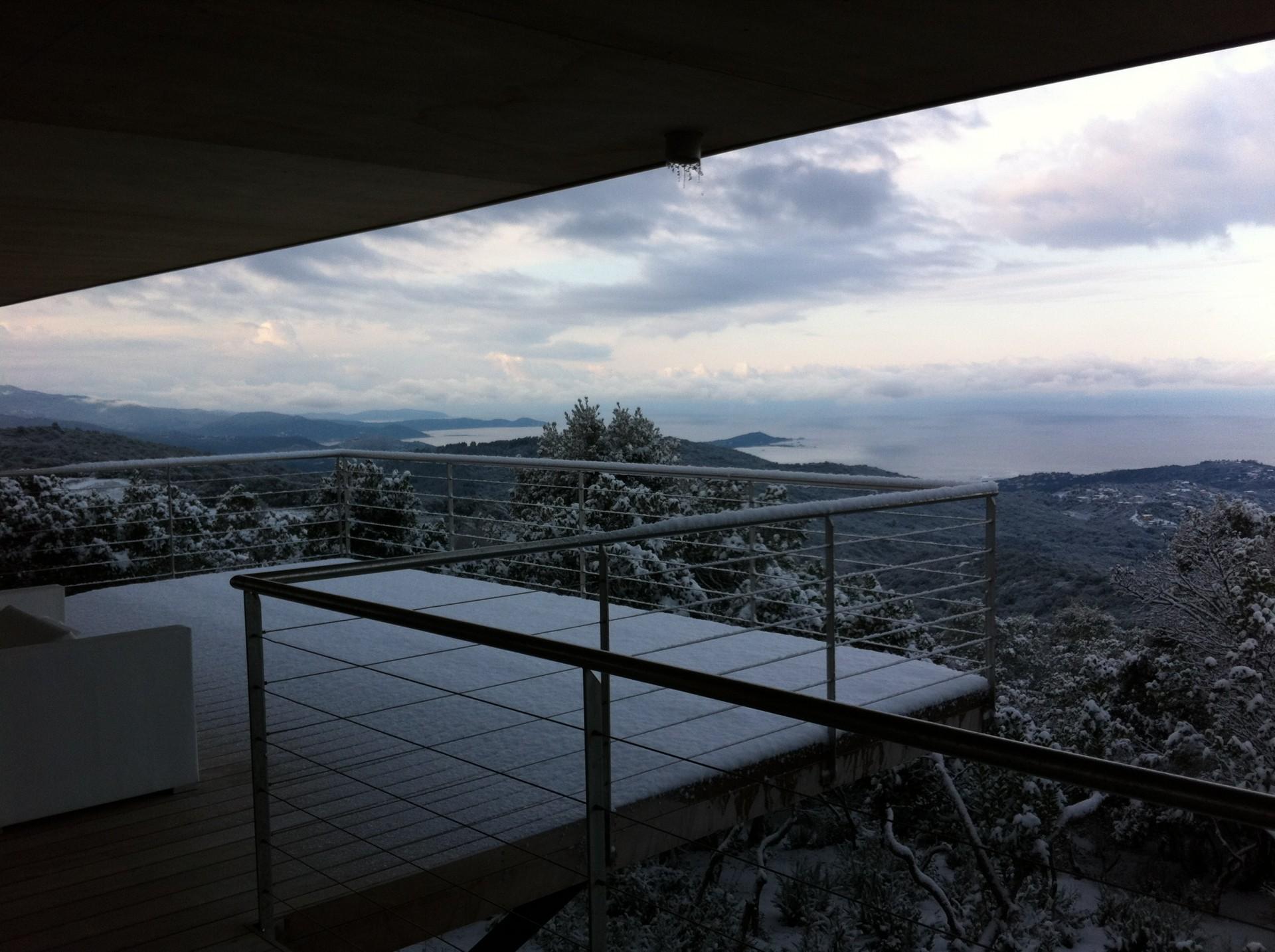 Porticcio Location Villa Luxe Piment Hiver