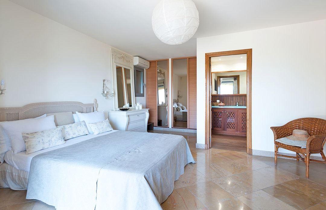 Porto Vecchio Location Villa Luxe Artinite Chambre