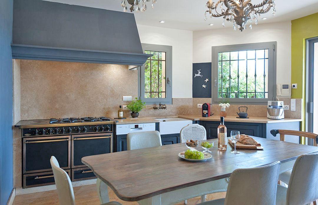 Porto Vecchio Location Villa Luxe Artinite Cuisine