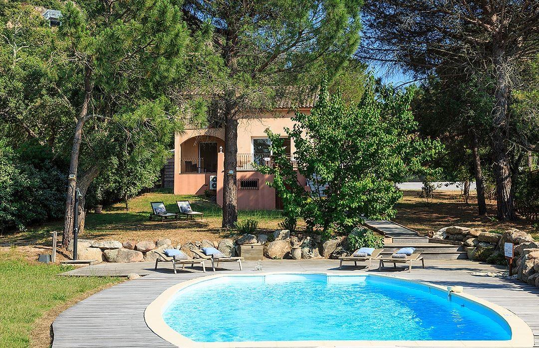 Porto Vecchio Location Villa Luxe Arto Piscine Jardin