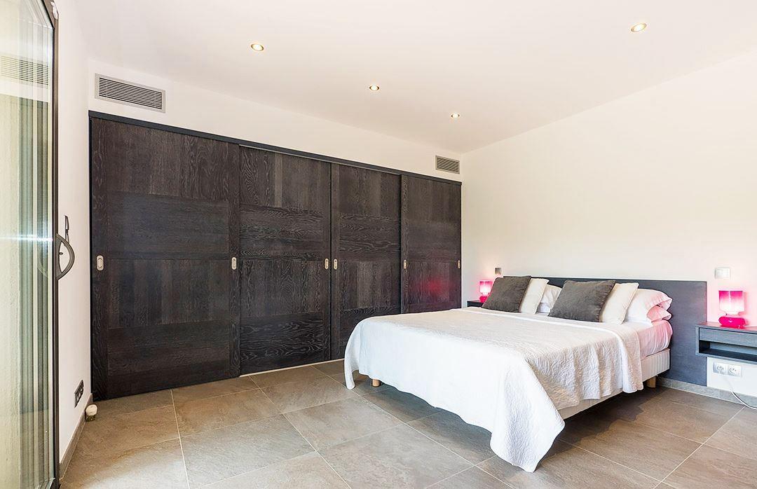 Porto Vecchio Location Villa Luxe Arukite Chambre2