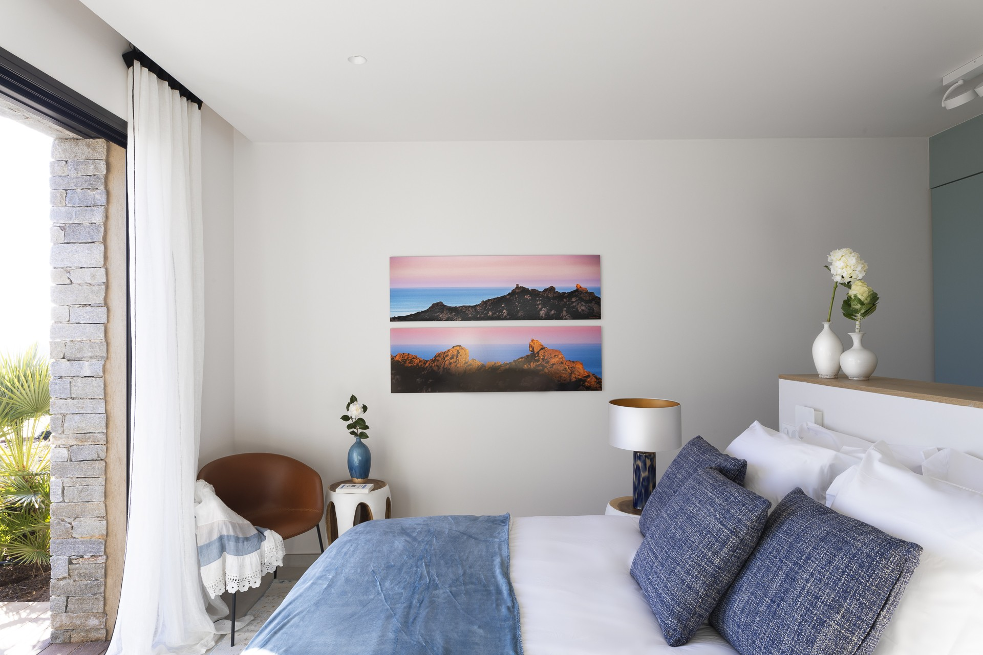 Porto Vecchio Luxury Rental Villa Perle Bedroom 2
