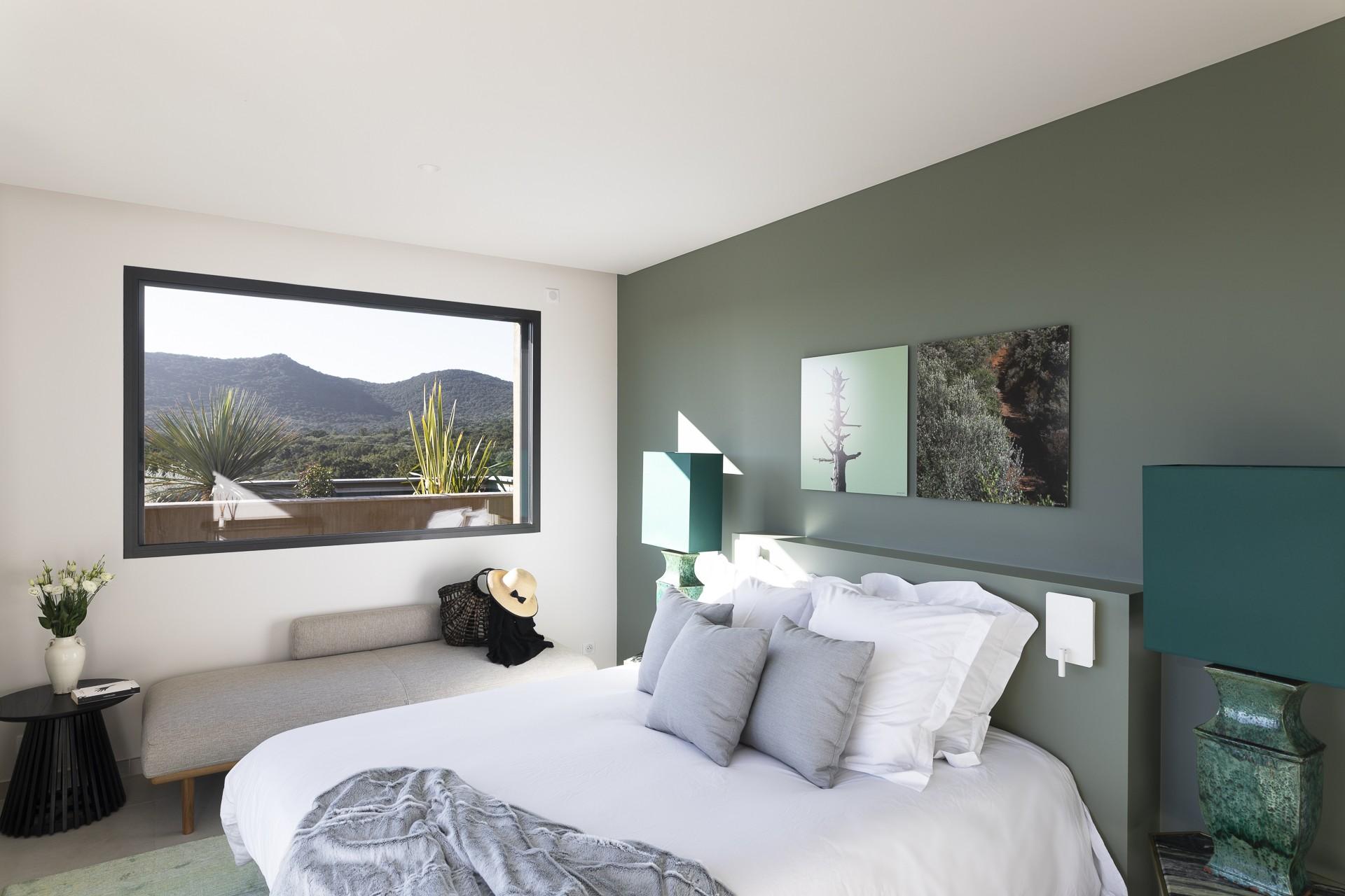 Porto Vecchio Luxury Rental Villa Perle Bedroom 8