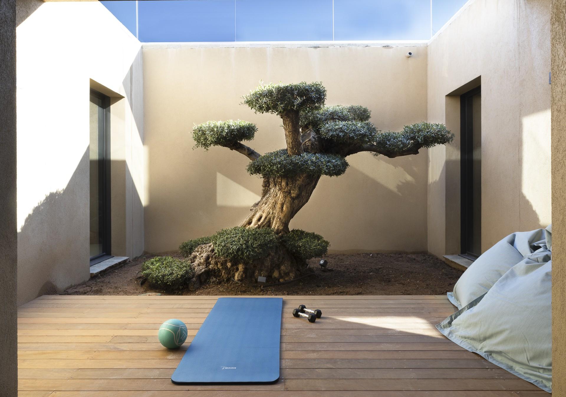 Porto Vecchio Luxury Rental Villa Perle Fitness Room 2
