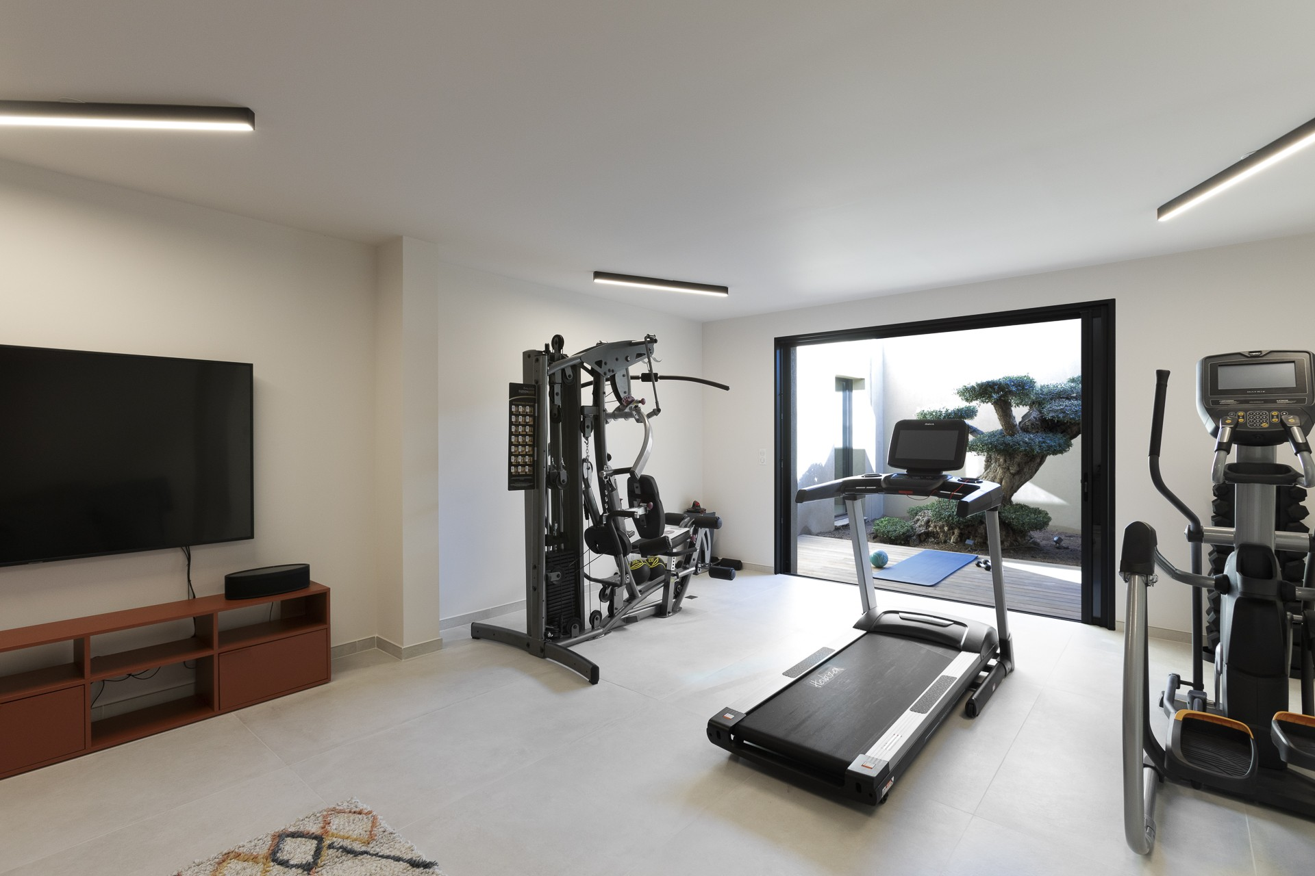Porto Vecchio Luxury Rental Villa Perle Fitness Room 3