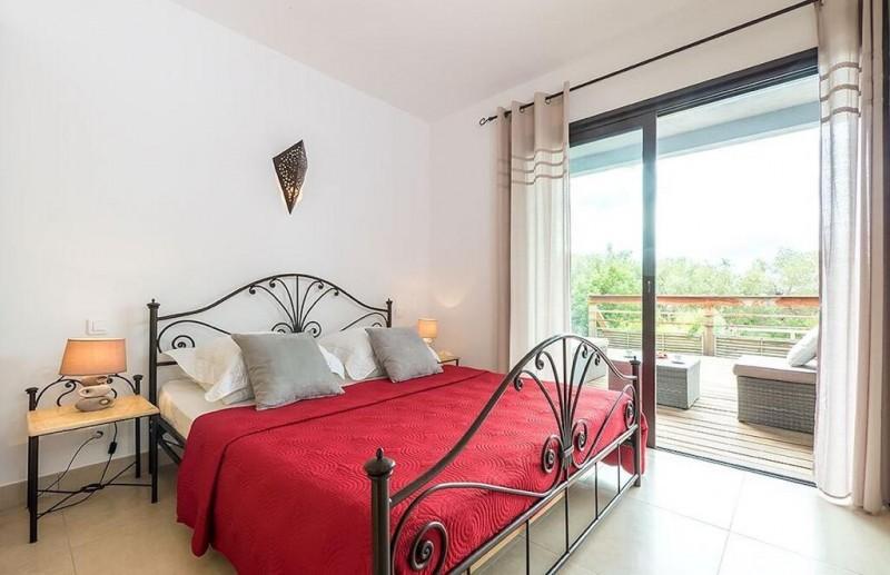 Porto Vecchio Location Villa Luxe Pivoine Jaune Chambre3