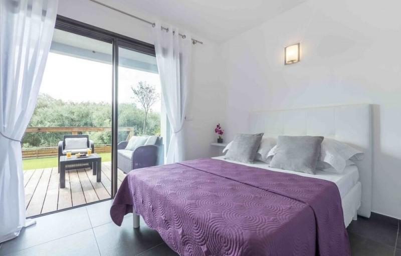Porto Vecchio Location Villa Luxe Pivoine Rouge Chambre1