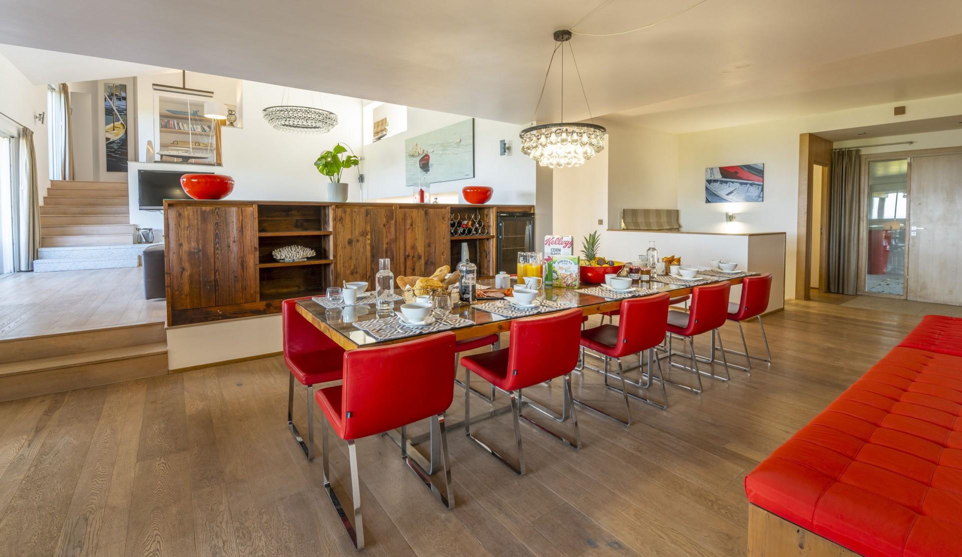 Porto-Vecchio Location Villa Luxe Poivre Table A Manger