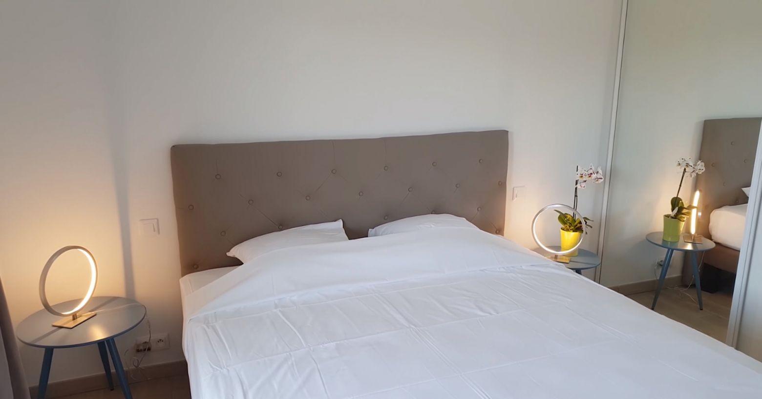 Porto Vecchio Location Villa Luxe Vinite Chambre2