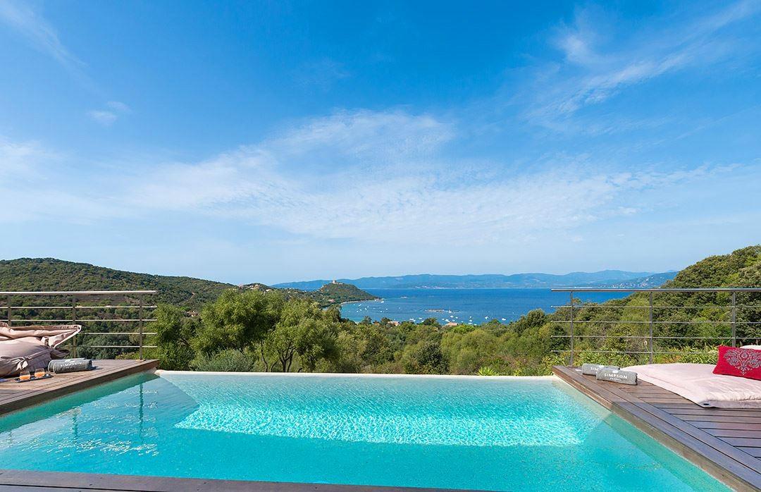 Propriano Location Villa Luxe Preles