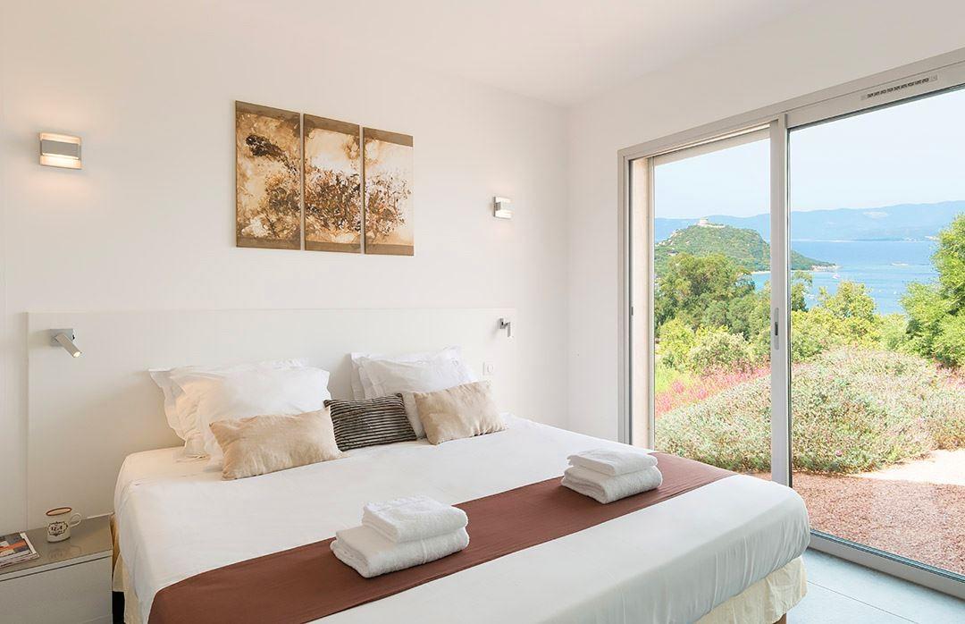 Propriano Location Villa Luxe Preles Chambre 2