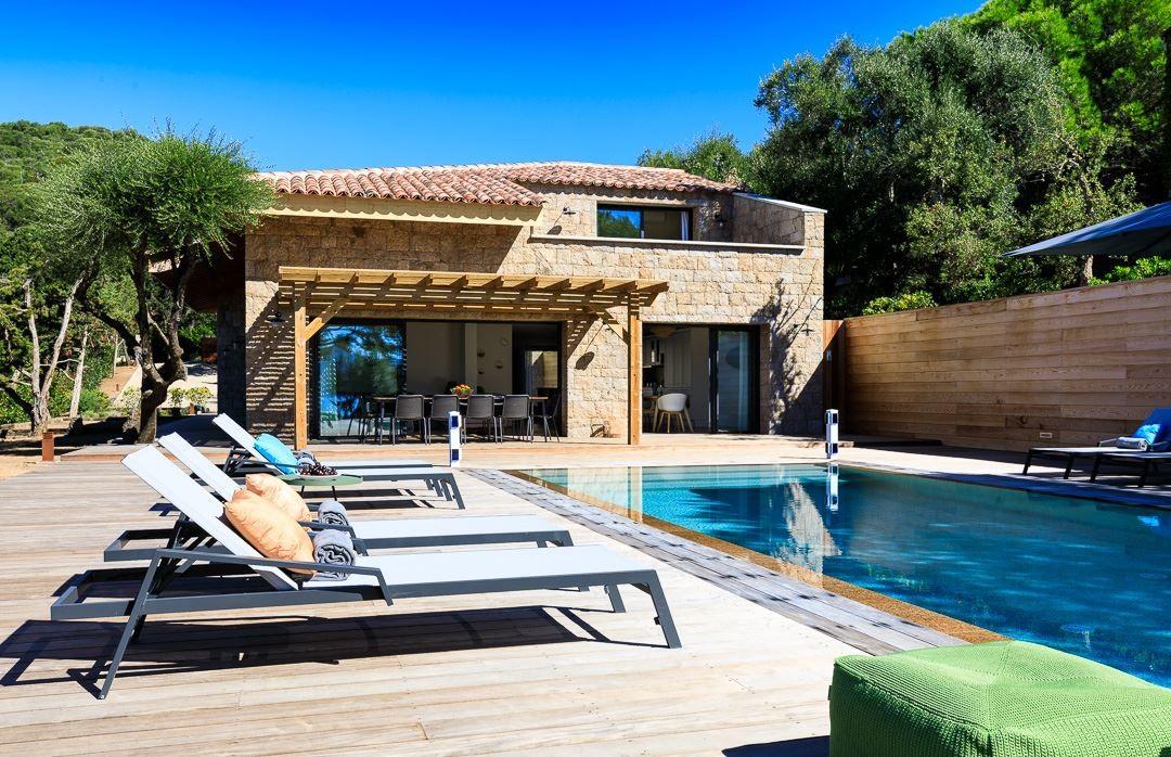 Propriano Location Villa Luxe Prelis