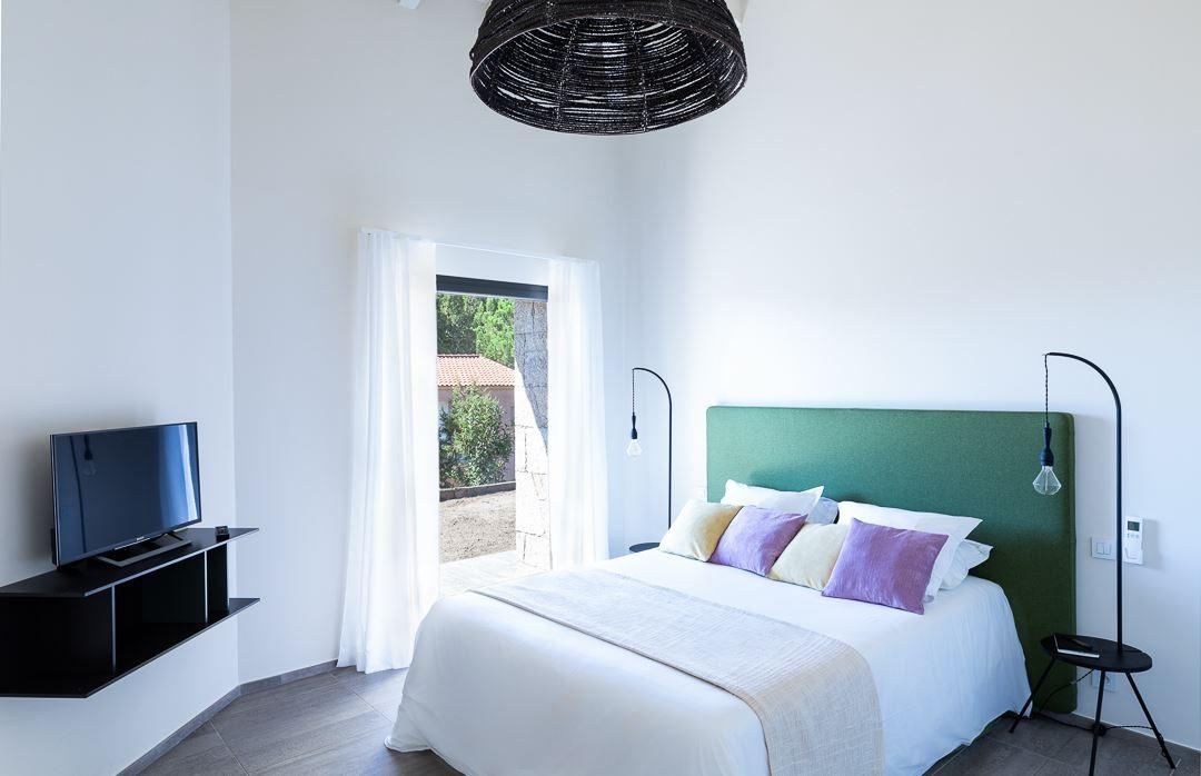 Propriano Location Villa Luxe Prelis Chambre 1