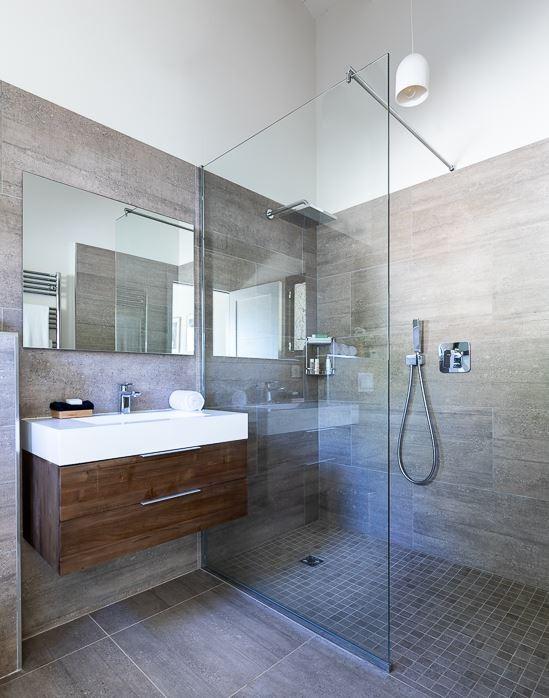 Propriano Location Villa Luxe Prelis Douche