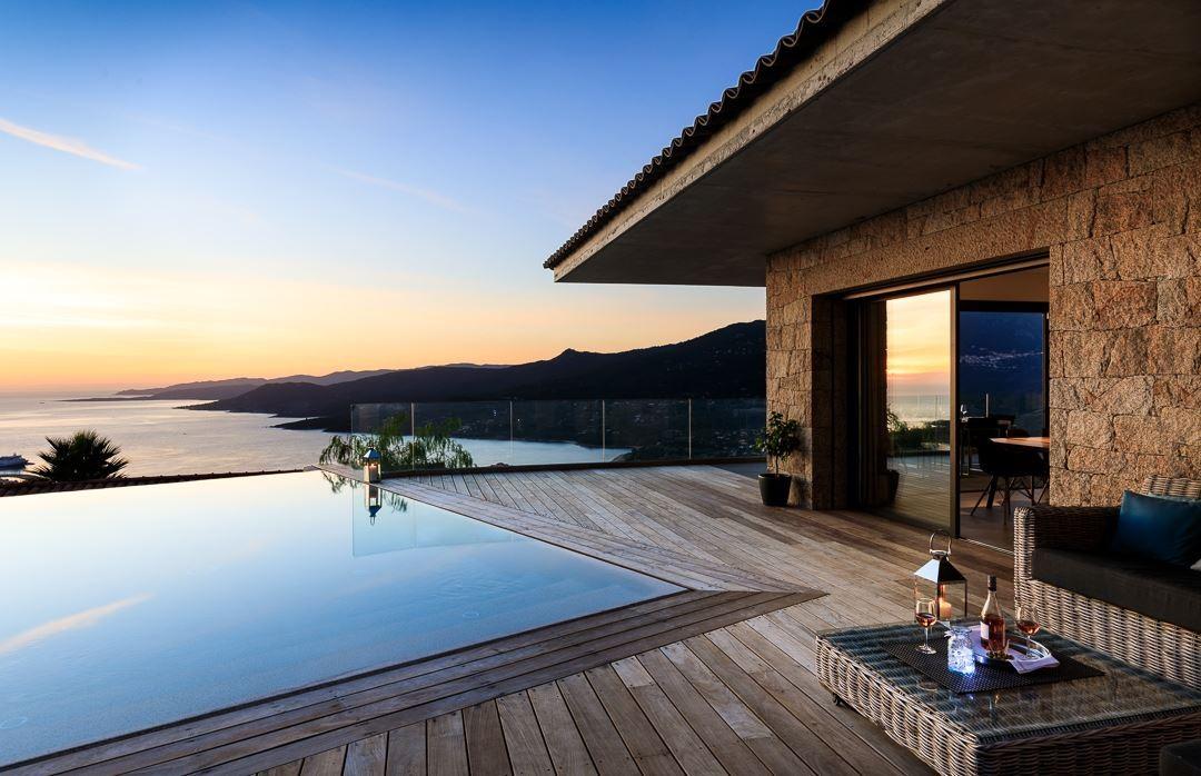 Propriano Location Villa Luxe Prelus