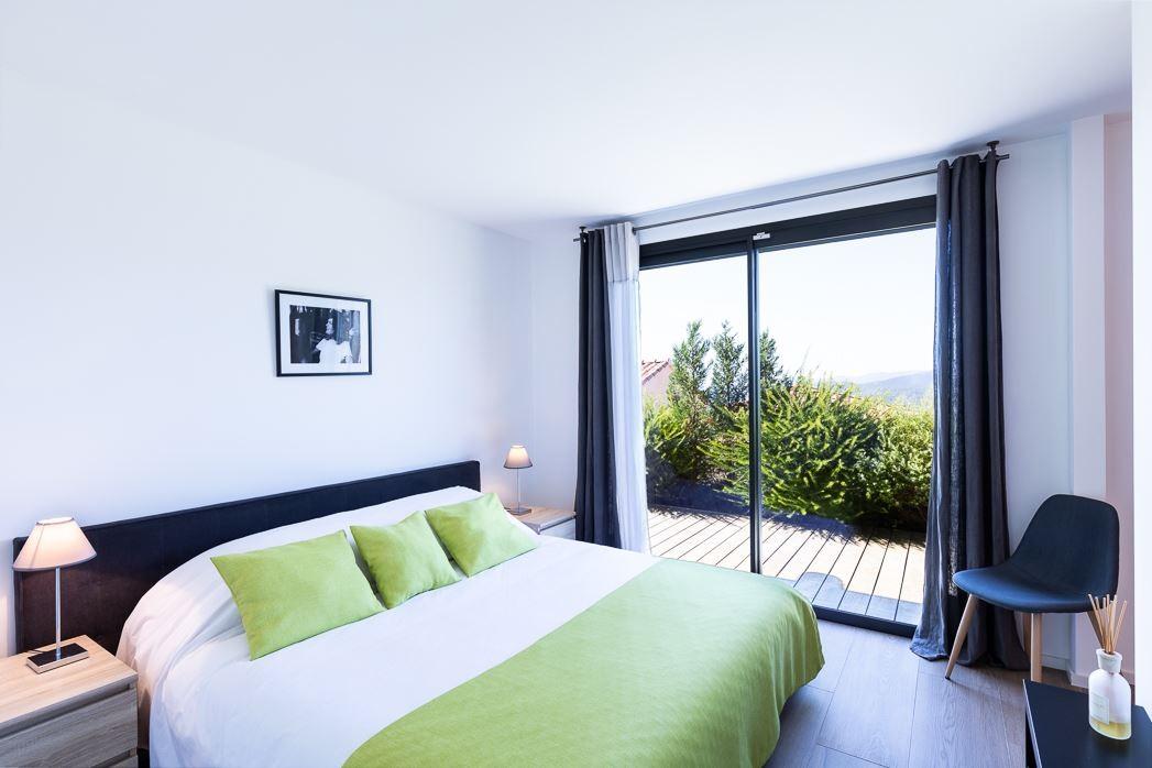 Propriano Location Villa Luxe Prelus Chambre 2
