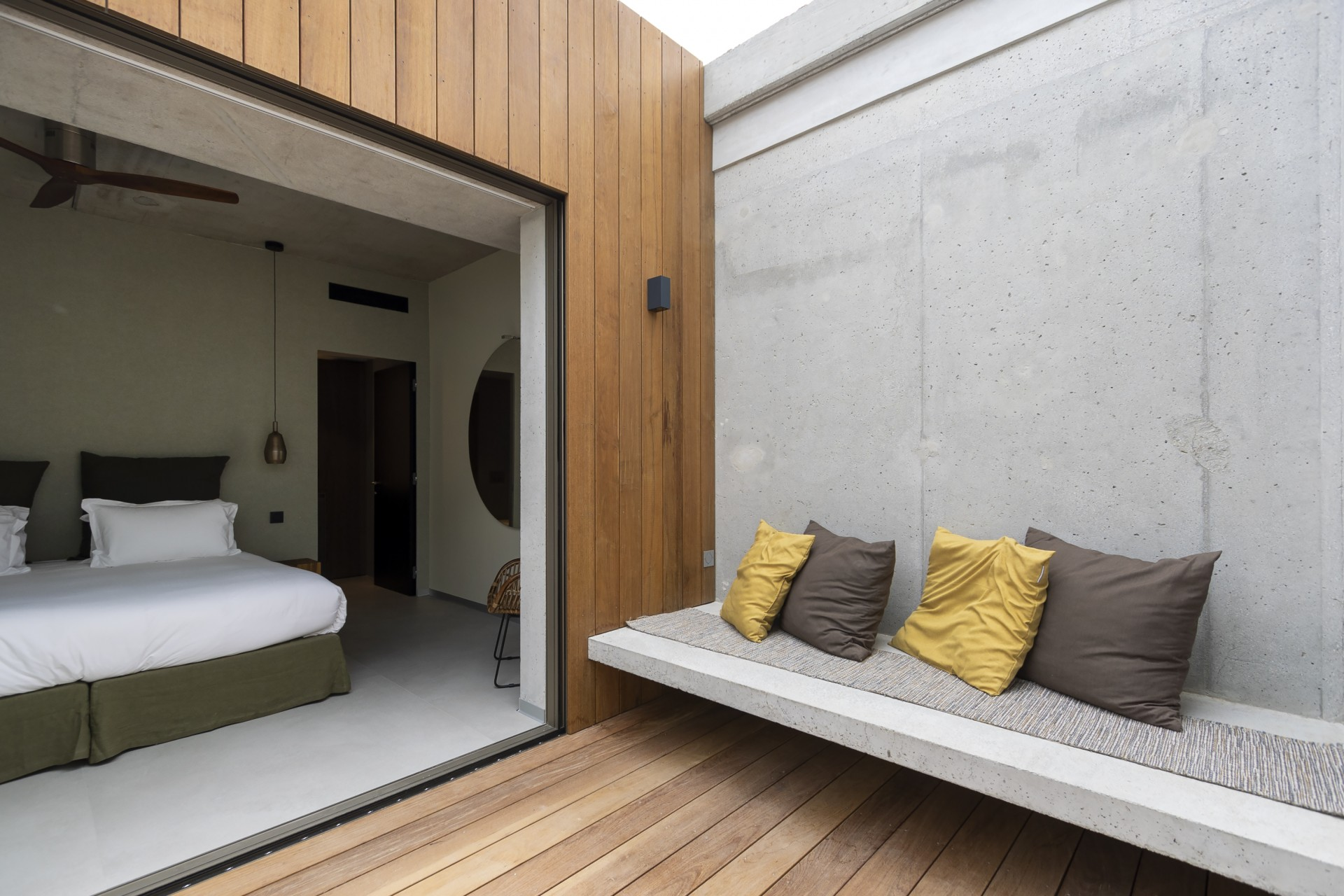 Propriano Luxury Rental Villa Pyrale Bedroom 2