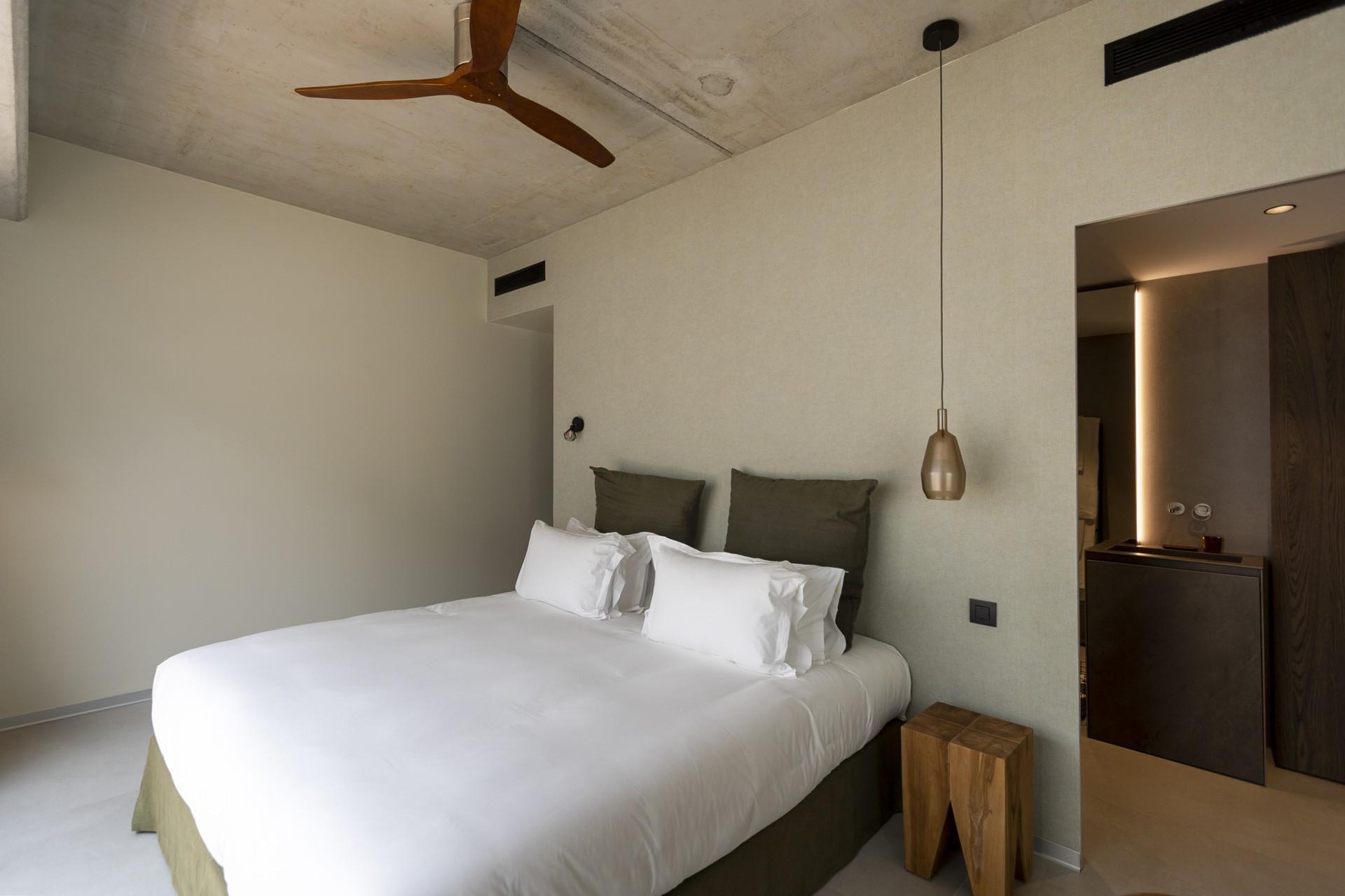 Propriano Luxury Rental Villa Pyrale Bedroom