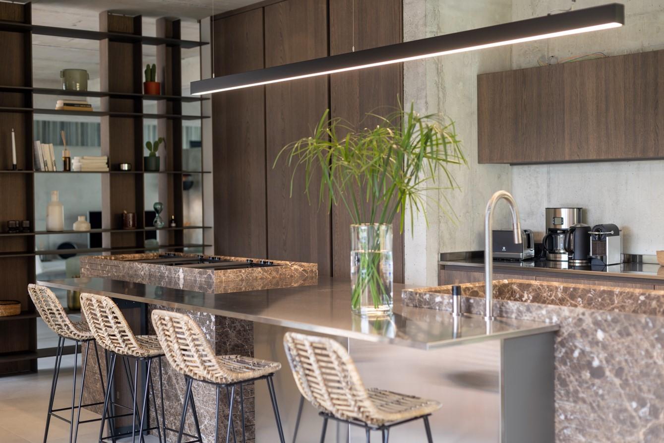 Propriano Luxury Rental Villa Pyrale Kitchen 2
