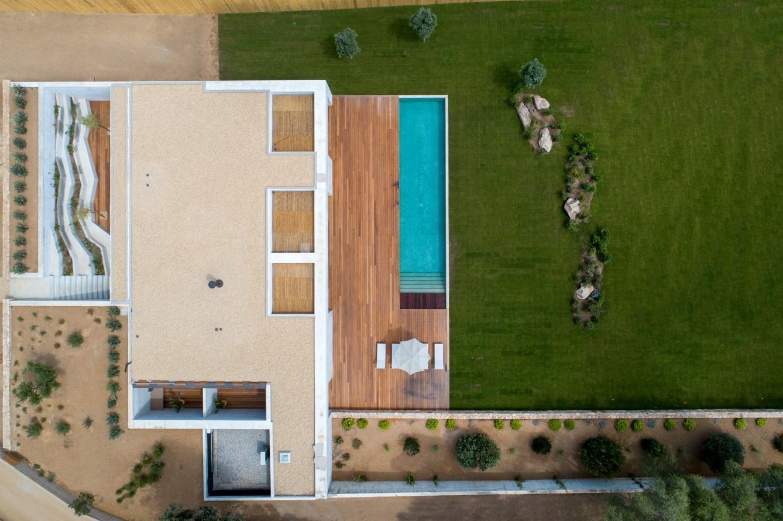 Propriano Luxury Rental Villa Pyrale Exterior