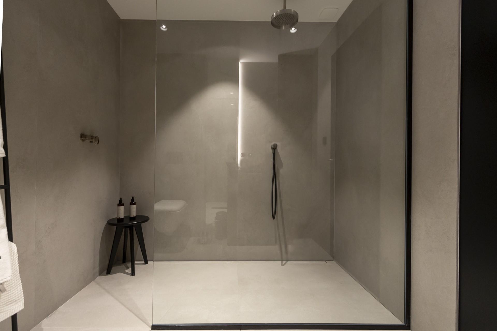 Propriano Luxury Rental Villa Pyrale Shower Room 2