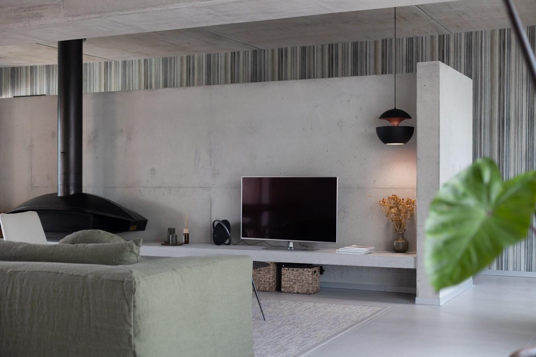 Propriano Luxury Rental Villa Pyrale Living Room 3